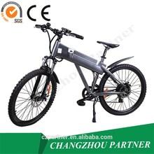 Aluminum alloy frame 250W-500W hub motor with LED display cheap electric bike