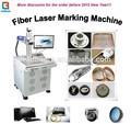 10 w pas cher et populaire en plastique, Abs, Acier, Bois, Fiber Laser marqueur Laser à Fiber Machine de marquage prix chine