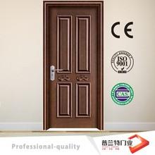 exterior prehung mahogany solid wooden door
