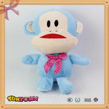 China Cheap Plush Monkey with PPcotton inside Toy