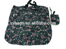 promotion foldable bag / cute handbag / folding shopping bag