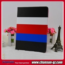 New design tpu wallet leather case for ipad 2 3 4,for ipad 2 3 4 stand leather case