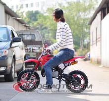 Hot Selling 50cc kids used dirt bikes