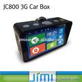 5 pulgadas 2 din android universal de dvd del coche de audio estéreo de radio auto gps software de navegación