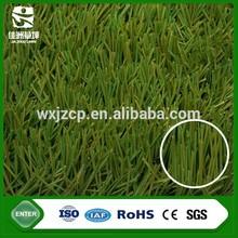Artificial grass football/soccer pitch