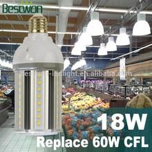 E26 E27 Retrofit 18W High Bay LED Street Lamps