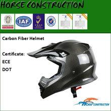 Carbon Fiber Full Face Motocross Helmet XS, S , L XL, XXL size