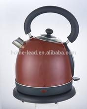 red stainless steel kettle KE-1208A