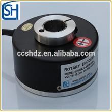 SH80 14mm Incremental rotary encoder priceHollow Shaft Rotary Encoder, Optical Rotary Encoder, Moto