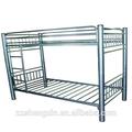 حار بيع أثاث غرف النوم الحديثة سرير بطابقين المعادن سريرا مبيتا الإطار 4 أشخاص