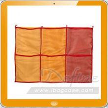 hanging fabric wall storage bag