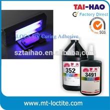 Best price for ipod iphone ipad refurbishment uv loca liquid optical clear adhesive glue