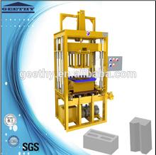 small scale construction brick making machine concrete block machines qtj4-26 small brick making equipment
