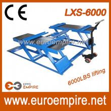 China supplier aliexpress escrow automatic car used hydraulic/scissor car lift / hydraulic china scissor lift