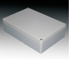 Control Box Type and IP65 Protection Level aluminum junction box