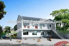2015 Popular Hotsales low cost real estate/ prefab villas - Lightweight EPS cement sandwich panel