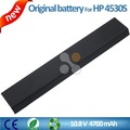 6 células 10.8 v 4700 mah batería del ordenador portátil para HP 4330 s 4331 s 4430 s 4431 s 4435 s 4436 s 4530 s 4535 s