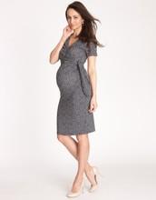 Comfortable Print Women Clothing ,Maternity Dress ,Silk Apparel Agents