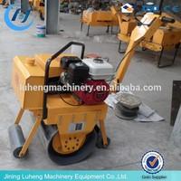 road leveling machine,Single wheel vibratory road roller