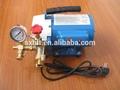 Ce del motor estable- impulsado eléctrica 6l/m prueba de presión de la bomba banco de dsy-60a/60 bar