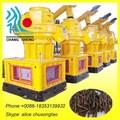 Cubos de alfalfa máquina de la pelotilla/ceniza cáscara de arroz maquinaria de pellets/miscanthus de pellets que hace la máquina