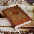 Sin espiral grueso espesor cuadernos