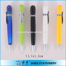 twist hotel promotion pen