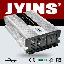 1200w power inverter 12vdc to 220vac home inverter for single phase motors
