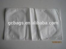 No minnum order quantity plain 25*38cm non woven one time use shoes bags