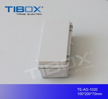 TIBOX hot sale high quality PVC Terminal box 12v switch box 110X150X70mm