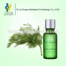100% puro dill orgânico óleo de semente