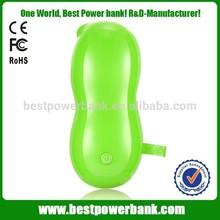 portable universal power bank,universal power bank charger 5200mah,single usb business universal battery charger