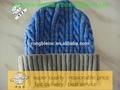 Colorido de hip hop gorros de punto beanie/personalizado gorrita sombreros/deinvierno sombrero hecho punto
