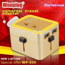 WONPLUG Patented fashion industrial plug and socket
