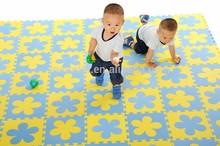 Plush baby care play mat