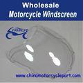 الزجاج الامامي للسيارة دراجة نارية سوزوكي gsxr 750 gsxr 600 1996-1999 واضحة