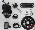 48v 750w bafang 8 unterhaltsamen Mitte- antriebsmotor umrüstsätze mit integrierter Steuerung und LCD-Display
