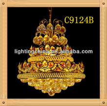 hongshan guzhen fancy home interior crystal lights