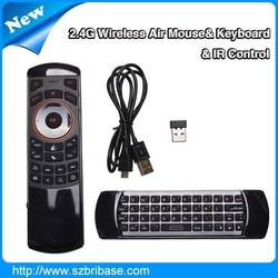 2015 2.4G Air mouse new generation,for Android TV box, Smart TV & PC