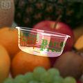P600-t PLA 20 oz 600 ml biodegradável tigela de comida - caixa de plástico
