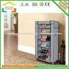 6-Tier Space Closet Holder Rack Shelf Storage Shoes Organizer Cabinet Organizer