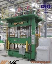 Single-action Sheet Drawing Hydraulic Press Main Technical Parameters