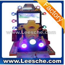 LSSM-013 4D SKY Trooper Full motion I 55LCD basketball shooting gun machine
