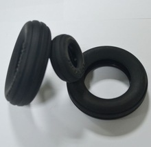 Silicone rubber made product