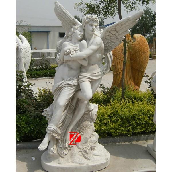 D corative ext rieure jardin pierre ange statue statues id - Pierre decorative exterieure jardin ...