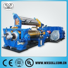 Top accuracy Rubber sheet machine/Rubber machine/Two roll mixing mill
