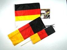High Quality 100% acrylic jacquard knitting promotional sports scarf soccer team Fan mini Scarf