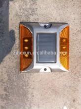 Aluminum LED Solar Road Stud flash/stable type