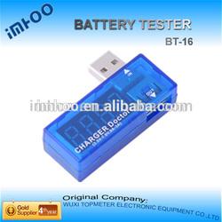 Mini USB Power Current and Voltage Tester Detector USB Mobile 12v battery internal resistance tester