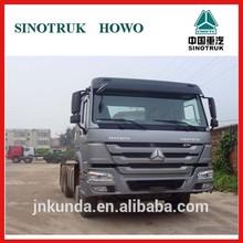 CNHTC howo 10-wheel tractor truck